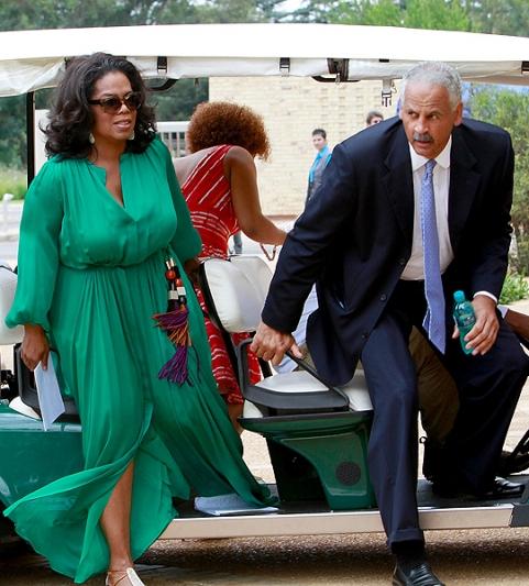 Oprah and Stedman Planning a $100 Million Dollar Wedding