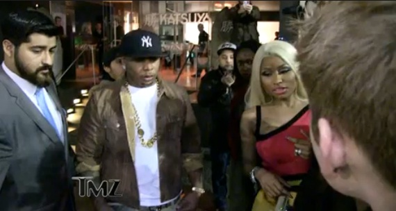 NIcki MInaj has a NEW boyfriend!!!!